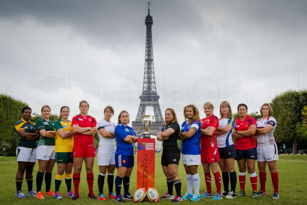 WRWC 2014 Les Capitaines